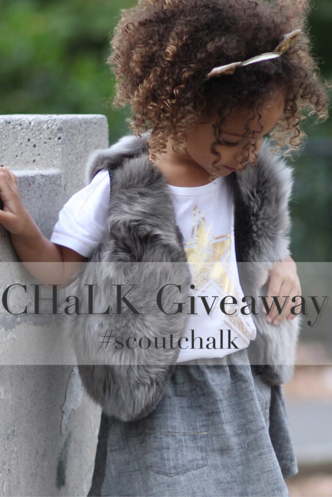 Snag free clothing for kids with our Chalk NYC giveaway