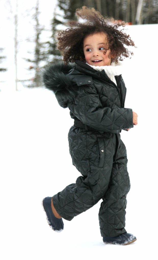 children's snowsuits