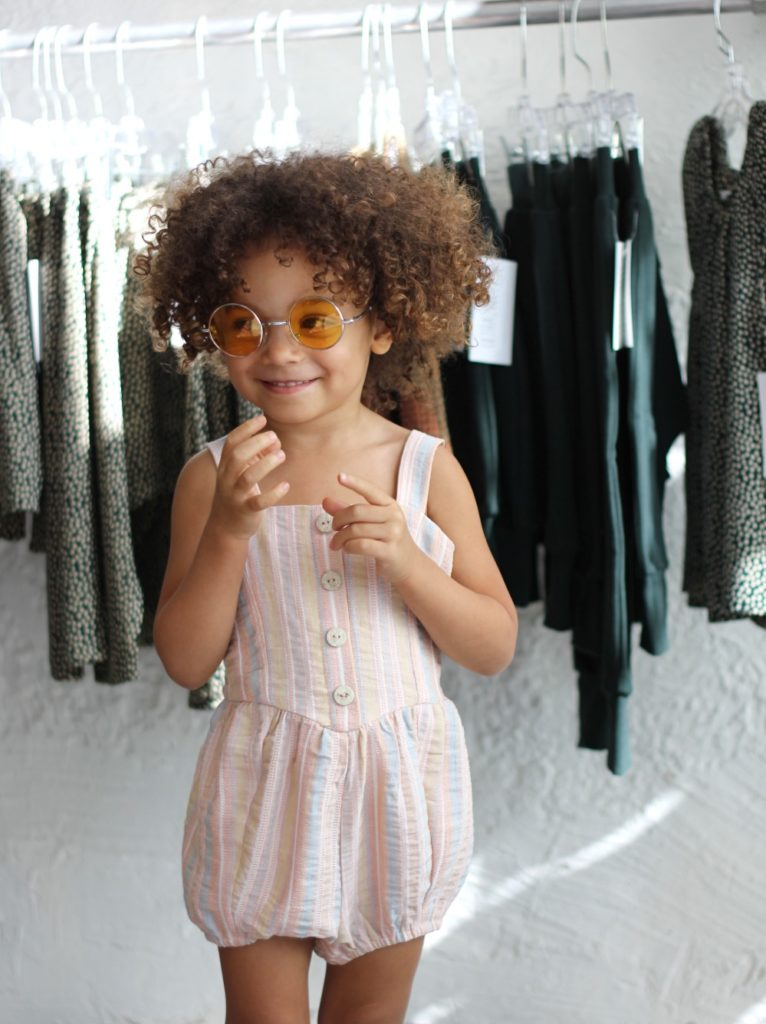 Comfortable Boho clothing for babies, toddlers and kids.