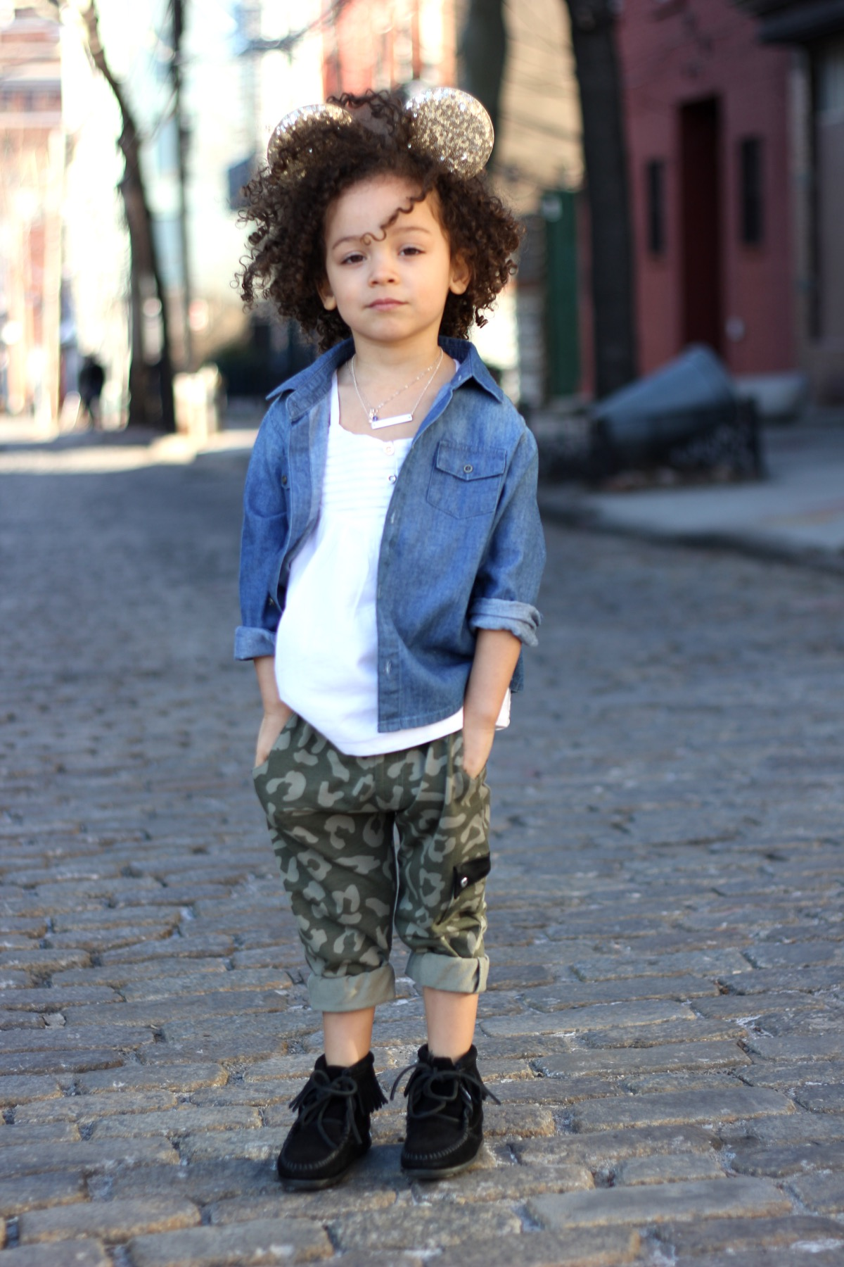Borrowed Boy Style Scout The City Inc