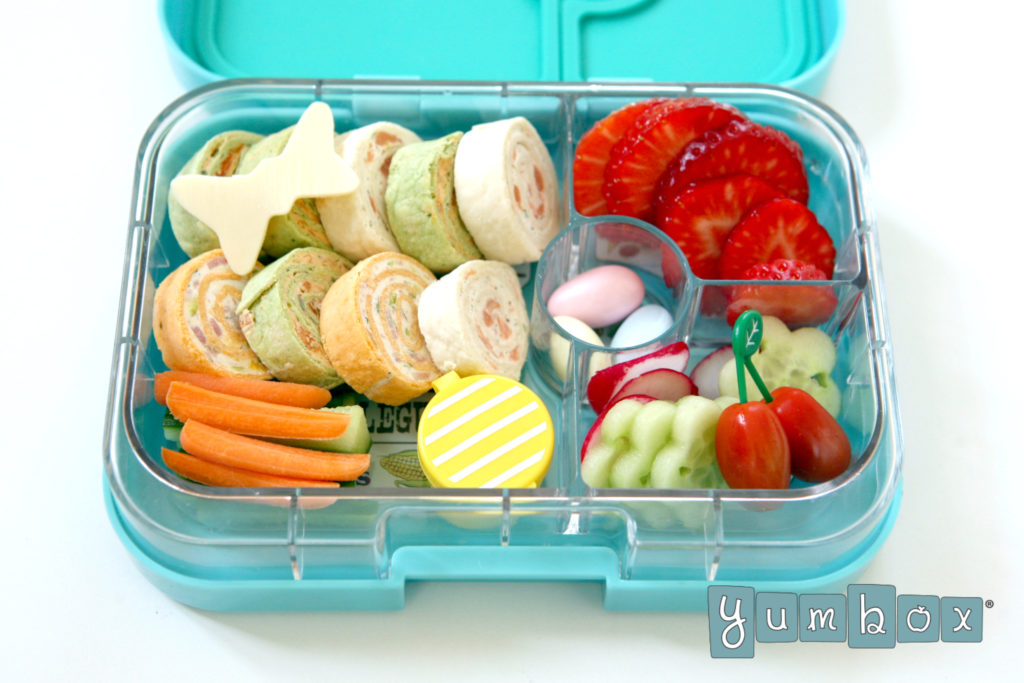 Yumbox lunch