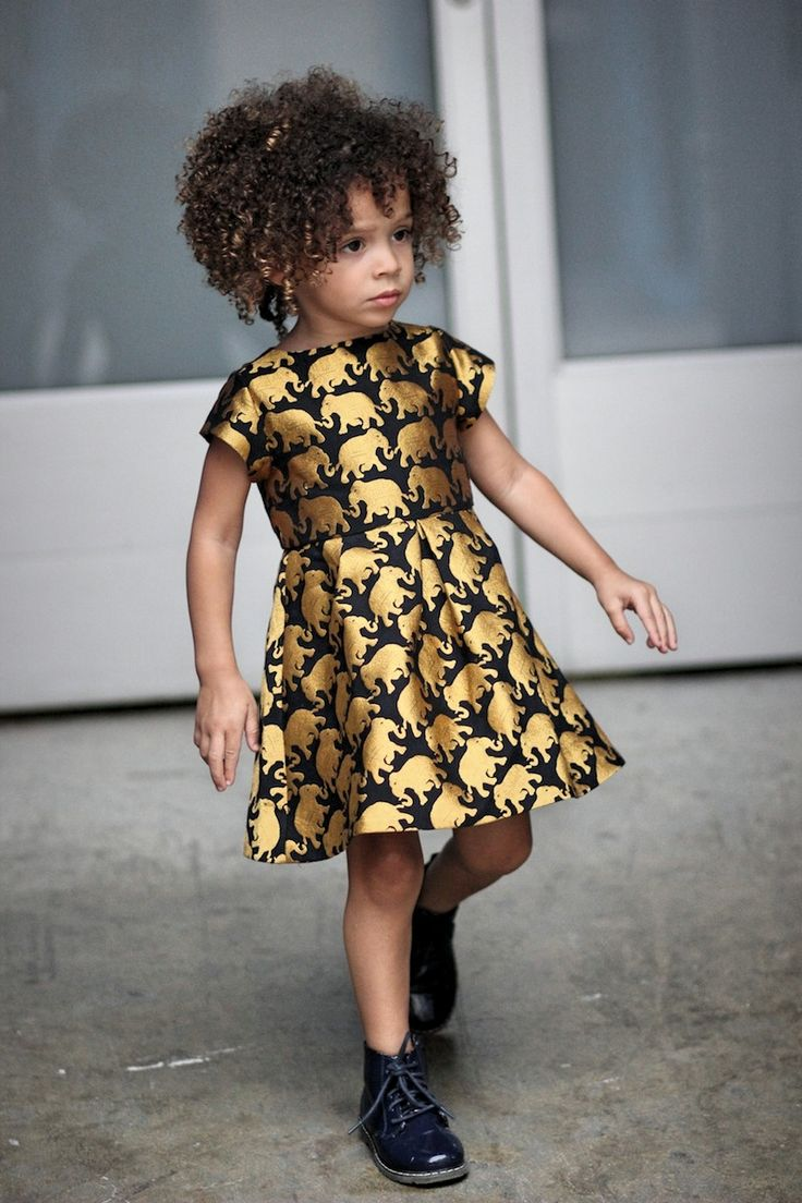 fashionable little girls clothes black dress images