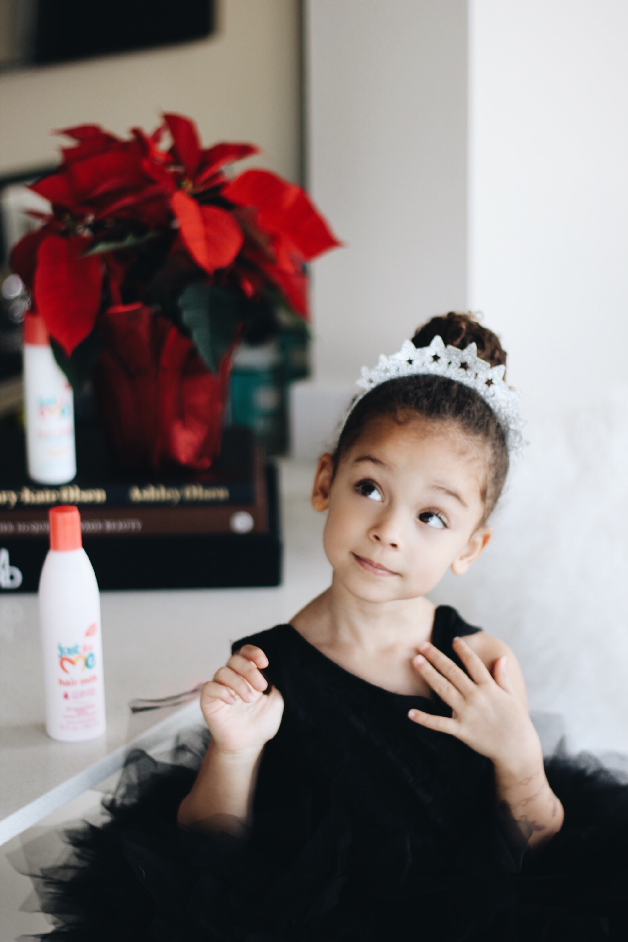 6 Holiday Hairstyles For Curly Kids Scout The City Inc
