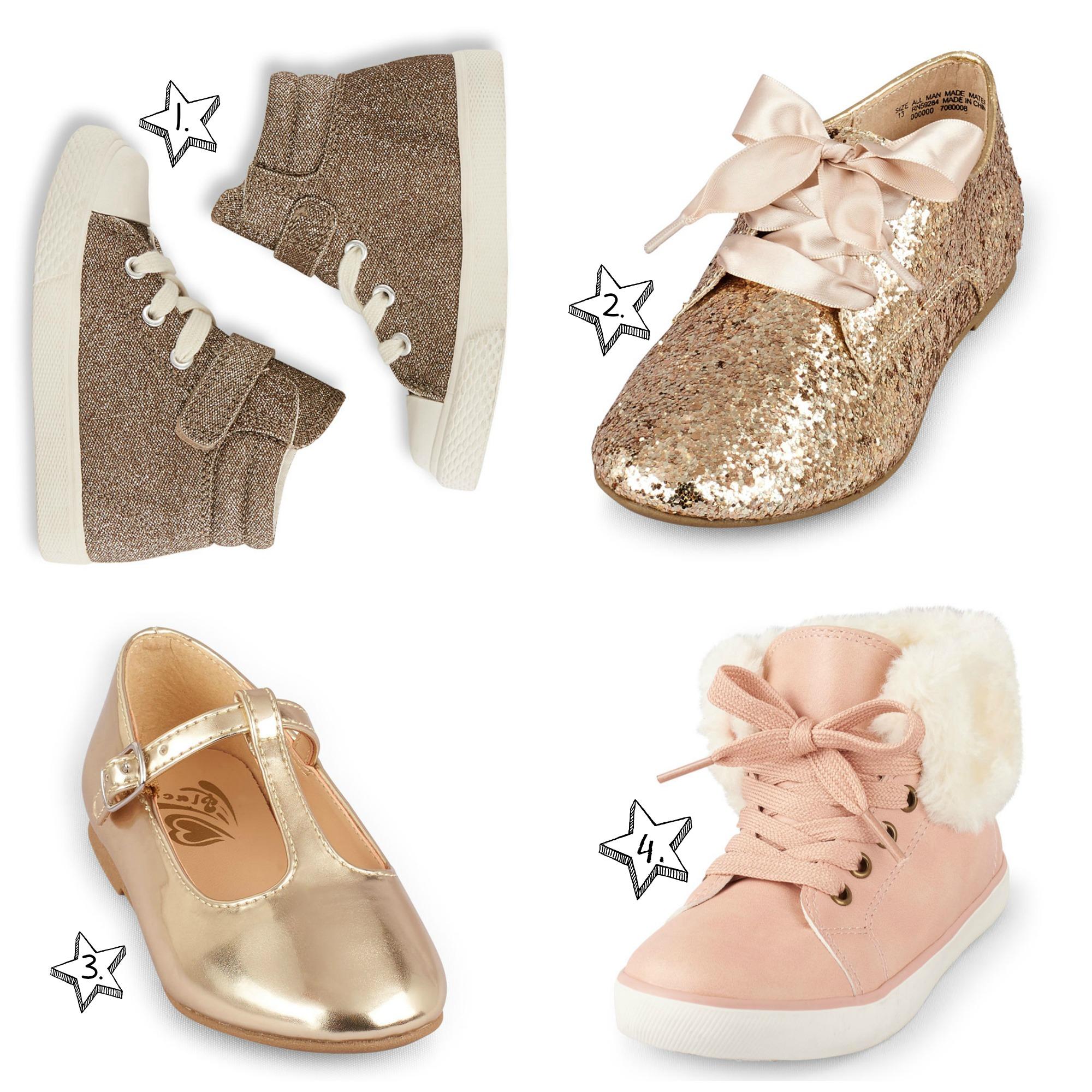 children's place shoe edit