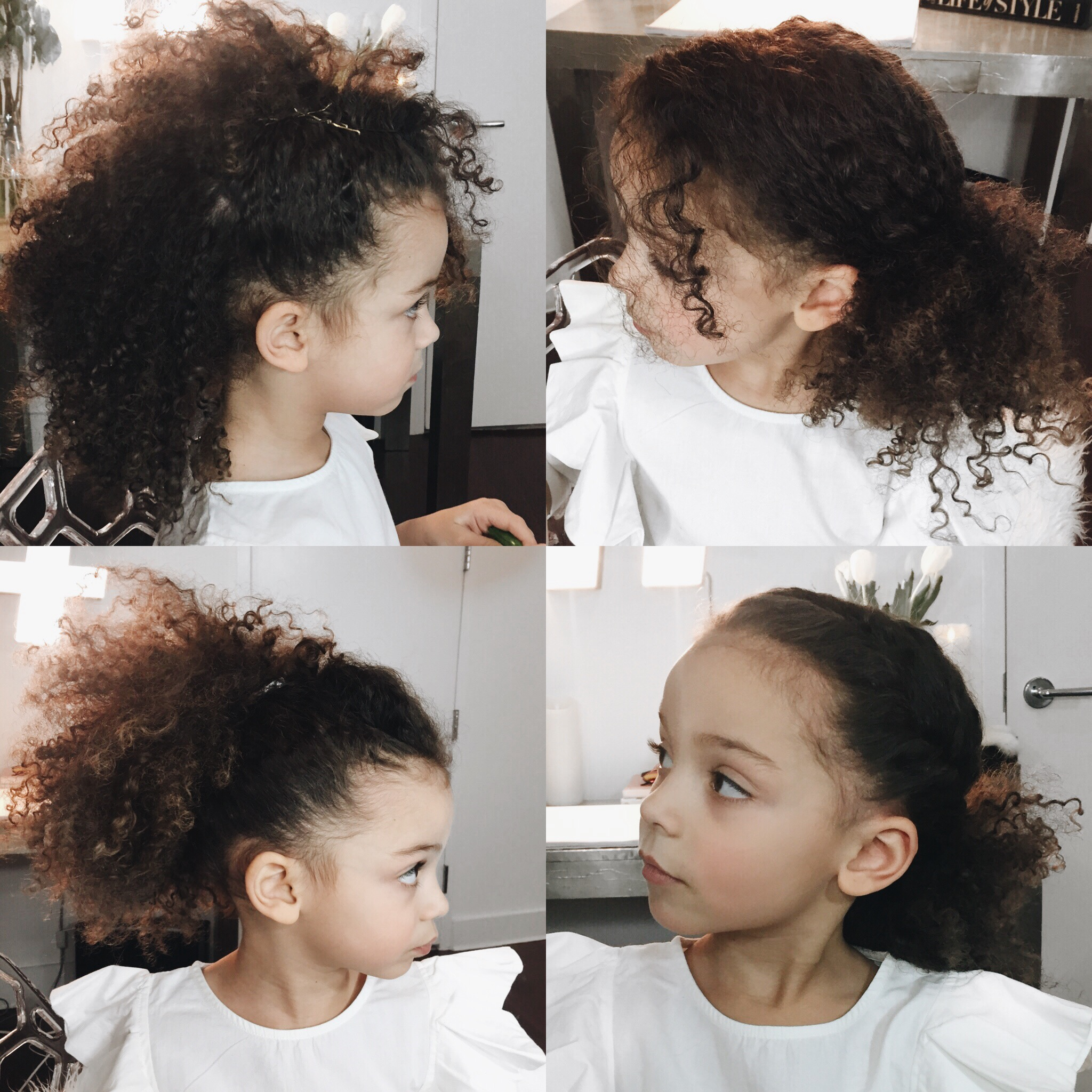 7 Hairstyles for kids