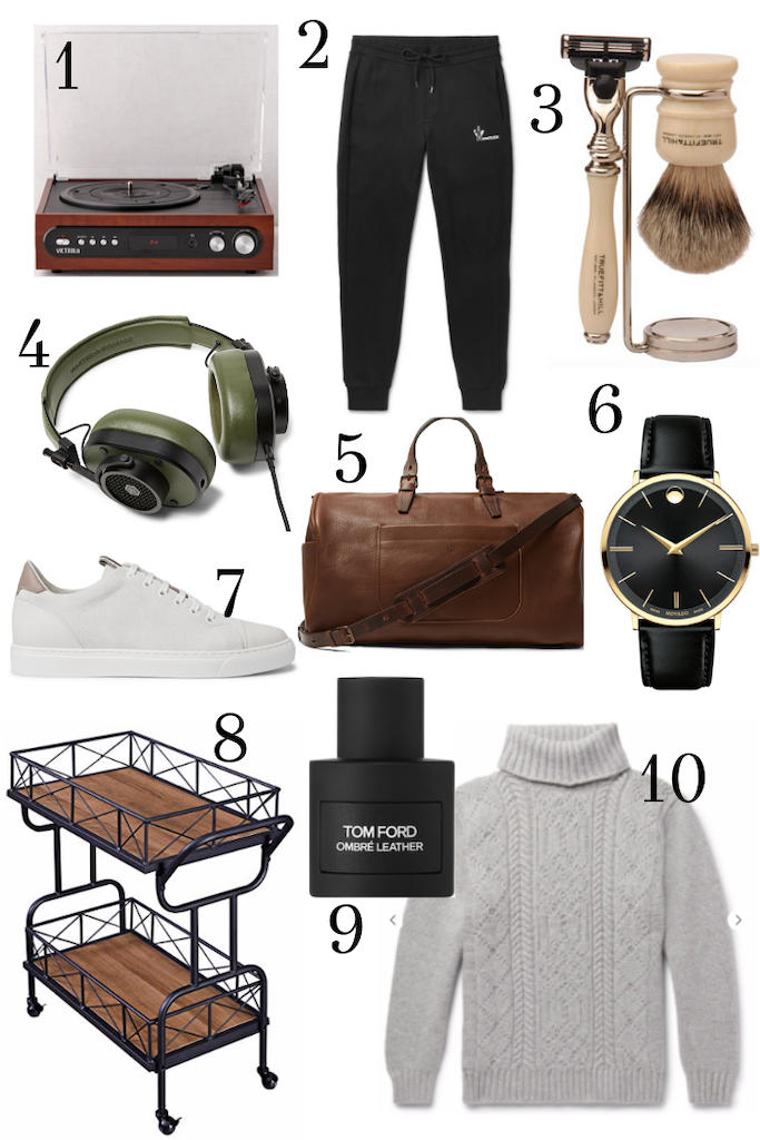Holiday Gift Ideas For Him Gift Guide Scout The City